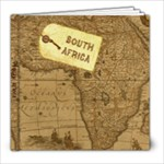 Africa Album - 8x8 Photo Book (39 pages)