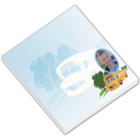 Backtoschool001 By Stacey Patterson   Small Memo Pads   Vhkvb7pe2039   Www Artscow Com