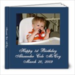 bubbys book - 8x8 Photo Book (20 pages)
