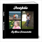 Portraits & Weddings Portfolio - 8x8 Photo Book (39 pages)