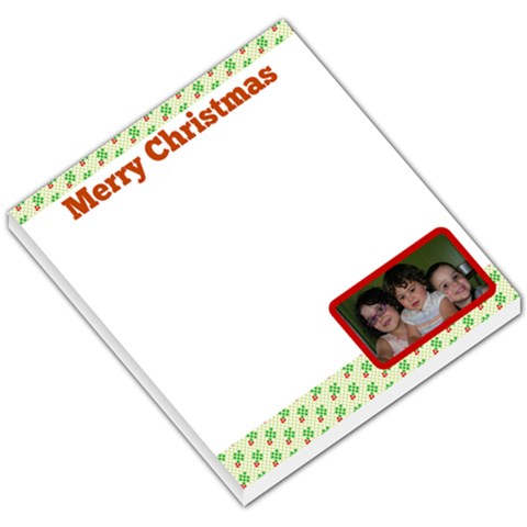 Holiday004 By Jennifer Nadeau   Small Memo Pads   Dhd10sk3kd3e   Www Artscow Com