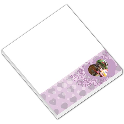 Love By Karen Kent   Small Memo Pads   Obgr37mkcnux   Www Artscow Com