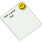 school notes - Small Memo Pads
