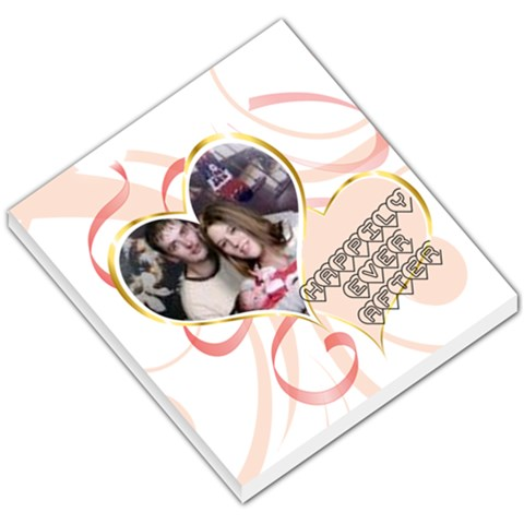 Memo By Megan Bartley   Small Memo Pads   Co212q5snn8r   Www Artscow Com