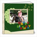 Birthday - 8x8 Photo Book (20 pages)