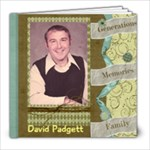 David - 8x8 Photo Book (20 pages)