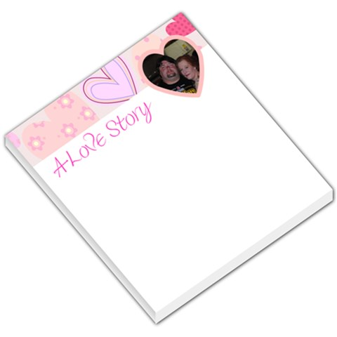 Love005 By Katie Estep   Small Memo Pads   B2x9atiyqbnk   Www Artscow Com