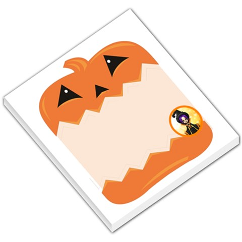 Helloween001 By Tracy Madison   Small Memo Pads   C9vcyymzm5op   Www Artscow Com