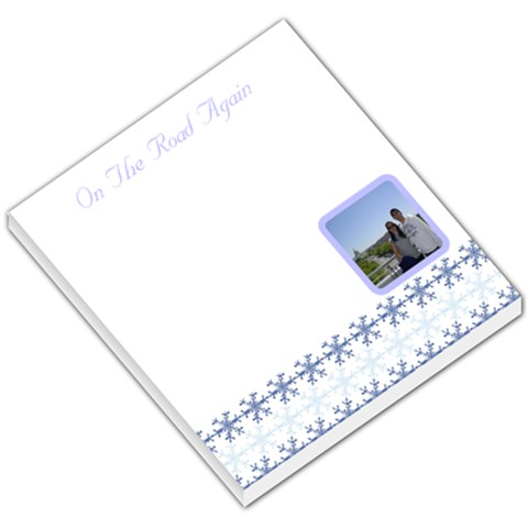 Holiday002 By Arva Khat   Small Memo Pads   Eo80oy6w0avh   Www Artscow Com