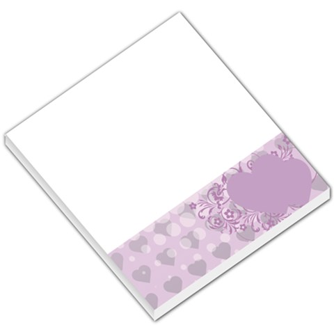 Ffff By Denise Donaldson   Small Memo Pads   Mb8t0cy76eoc   Www Artscow Com