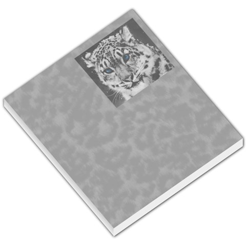 Leopard Memo By Jennifer Zelm   Small Memo Pads   J62c0a20ph0v   Www Artscow Com