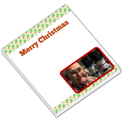 Holiday004 By Rachel Dix   Small Memo Pads   7t142zthairb   Www Artscow Com