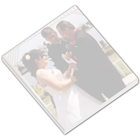 Wedding By Gina Catapano Bentley   Small Memo Pads   Xxoczuntjbbu   Www Artscow Com