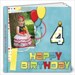Libby s Birthday - 12x12 Photo Book (20 pages)