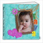 Raya s Bday Slides - 8x8 Photo Book (39 pages)