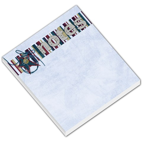 Metal Notes By Sheena   Small Memo Pads   Mrj3b0aeyiar   Www Artscow Com