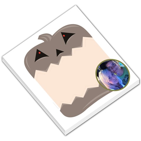 Helloween002 By Amy   Small Memo Pads   Suax26trbtwj   Www Artscow Com