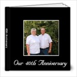 anniverary book - 8x8 Photo Book (20 pages)