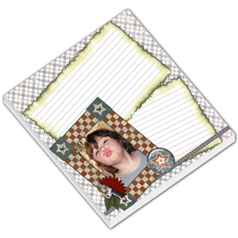 Road Trip   Memo Pad 01 By Creative Chaos   Small Memo Pads   5t111sdzdt0n   Www Artscow Com