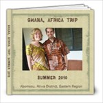 Ghana Africa - 8x8 Photo Book (20 pages)