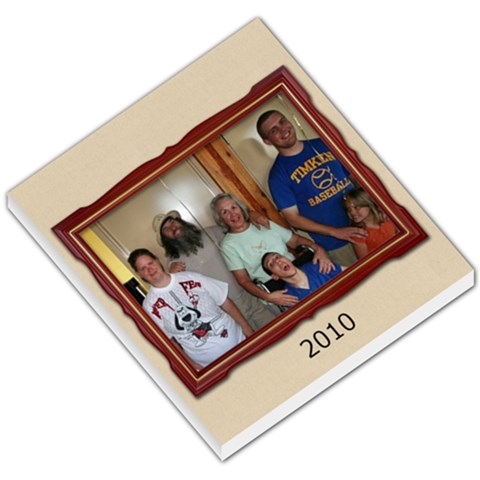 Family By Glenna Dolph   Small Memo Pads   Tjtarhpslc70   Www Artscow Com