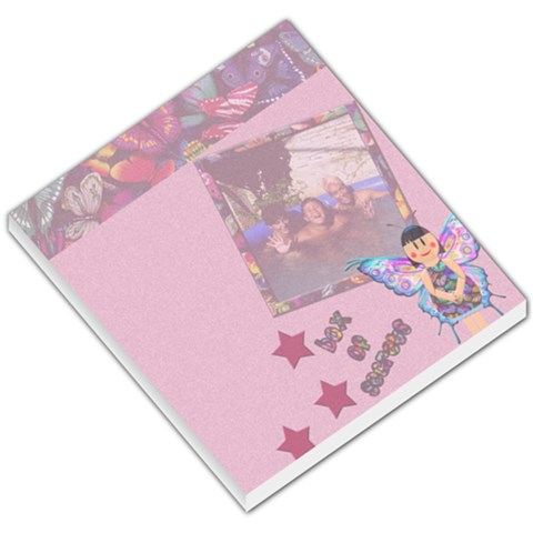 Box Of Secrets   Memopad By Carmensita   Small Memo Pads   674dwy1xdxzk   Www Artscow Com