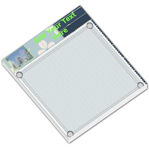 Simple Memo Pad By Ashwin   Small Memo Pads   Vre3fory8jdt   Www Artscow Com