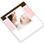 Pink For Baby  - Small Memo Pads