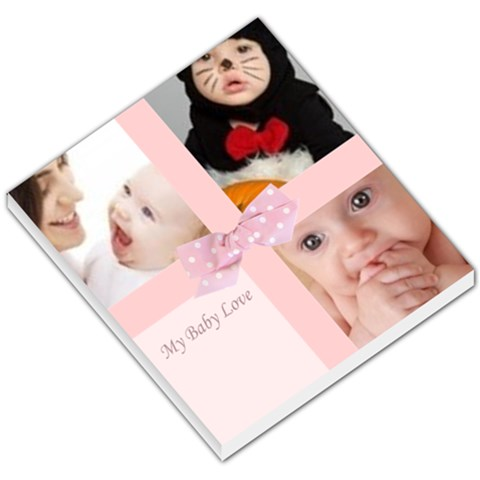 Gift For Baby By Joely   Small Memo Pads   92sbwnsydmol   Www Artscow Com