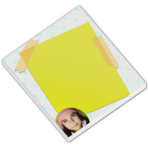 3m Post It By Jorge   Small Memo Pads   M4d7m8f4yq0y   Www Artscow Com