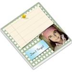 squares - Small Memo Pads