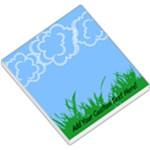 Blue Sky Memo Pad - Small Memo Pads