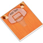 basketball 1 - Small Memo Pads