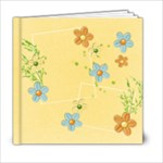 6x6 Baby Shower Ablum - template - 6x6 Photo Book (20 pages)