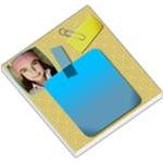 Blue sticker - Small Memo Pads