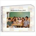 2007 - 9x7 Photo Book (20 pages)