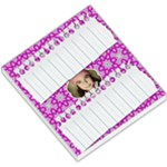 broken note memo - Small Memo Pads