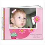 mari birthday may 2010 - 9x7 Photo Book (20 pages)