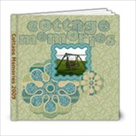 Summer Breeze Book - 6x6 Photo Book (20 pages)