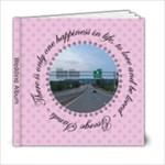 Wedding Album - Pink - 6x6 Photo Book (20 pages)
