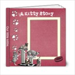 Kitty Love 6x6 photobook - 6x6 Photo Book (20 pages)