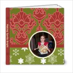 Making Spirits Bright 6x6 Christmas Book - 6x6 Photo Book (20 pages)