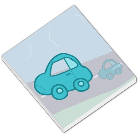Car Memo Pad3 By Add In Goodness And Kindness   Small Memo Pads   Cg3u2odhxuxn   Www Artscow Com