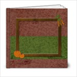 Joyful Harvest Book - 6x6 Photo Book (20 pages)