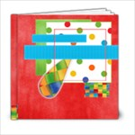 FUN BOOK - 6x6 Photo Book (20 pages)