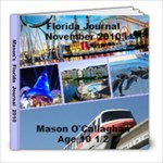 8x8 journal Mason 2 - 8x8 Photo Book (39 pages)