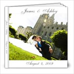 wedding album - 8x8 Photo Book (30 pages)