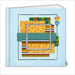 I Love You - 6x6 Photo Book (20 pages)