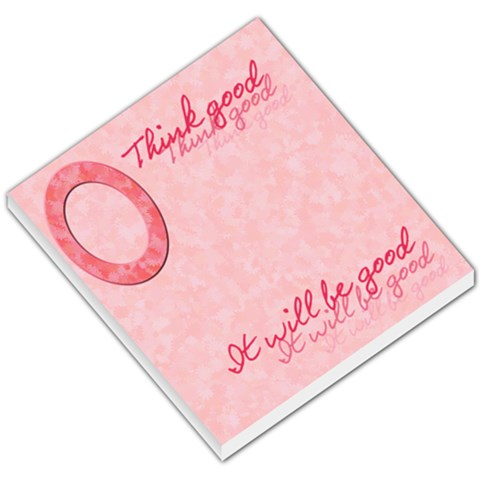 Thinkgood Memo Pad2 By Add In Goodness And Kindness   Small Memo Pads   29sbs4pvs171   Www Artscow Com