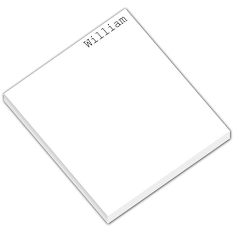 By William O connor   Small Memo Pads   N8fxqzneh8d1   Www Artscow Com